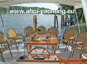 Panorama-deck Eventship