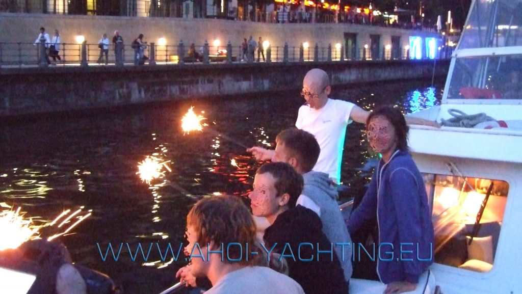 Nightcruise Berlin