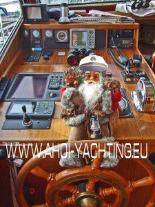 X-Mas party aboard