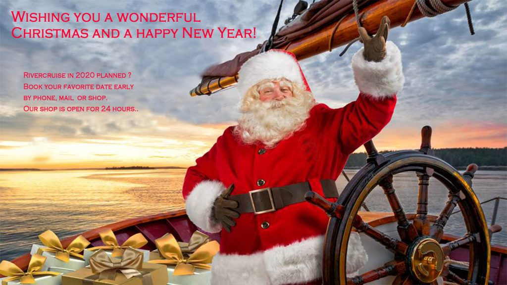 Wonderful christmas and a happy new year.