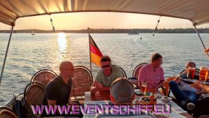 Wannsee - private Yachtcruise